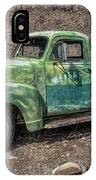 Chevy Truck Route 66 IPhone Case
