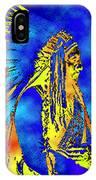Cheyenne Chief IPhone Case