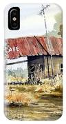 Cheyenne Valley Station IPhone Case