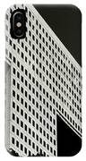 Chiaroscuro Construction IPhone Case