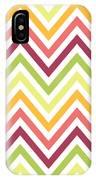 Chic Chevron Pattern IPhone Case