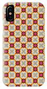 Chic Seamless Tile Pattern IPhone Case