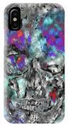 Chic Skull IPhone Case