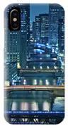 Chicago Bridges IPhone X Case