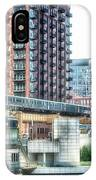 Chicago Cta Lake Street El In June IPhone Case