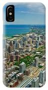 Chicago East View IPhone Case