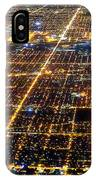 Chicago From Above 2 IPhone Case