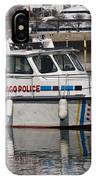 Chicago Police IPhone Case
