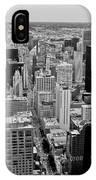 Chicago Skyline Landscape IPhone Case