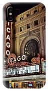 Chicago Theatre IPhone Case