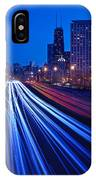 Chicagos Lake Shore Drive IPhone Case