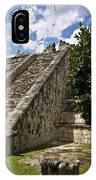 Chichen Itza Pyrmid 1 IPhone X Case