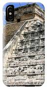 Chichen Itza Up Close IPhone Case