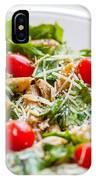 Chicken Pasta Salad IPhone Case