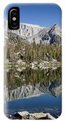 Chickenfoot Lake IPhone Case