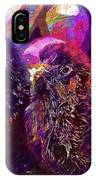 Chicks Hatched Fluffy Young Animal  IPhone Case