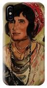 Chief Osceola IPhone Case