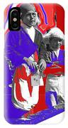 Children Dressed As Founding Fathers 2   Bi-centennial Of The Constitution Tucson Arizona IPhone Case