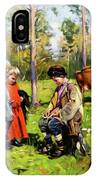 Children Of The Forest IPhone Case