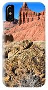 Chimney Rock IIi IPhone Case