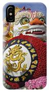 China Airlines Parade Float IPhone Case