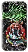 China Boat Gnome IPhone Case