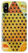 Chinese Checkers IPhone Case