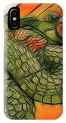 Chinese Dragon Art IPhone Case