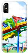 Chinese Dragon Ride 1 IPhone Case