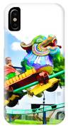 Chinese Dragon Ride  5 IPhone Case