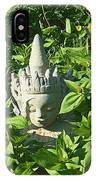 Chinese Garden Gnome IPhone Case