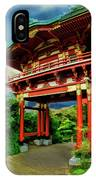 Chinese House IPhone Case