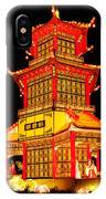 Chinese Lantern Festival British Columbia Canada 8 IPhone Case