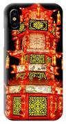 Chinese Lantern  IPhone Case