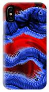 Chinese Serpent Rising IPhone Case