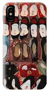Chinese Slippers IPhone Case