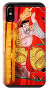 Chinese Tapestry IPhone Case