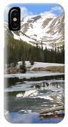 Chinns Lake Reflections 3 IPhone Case