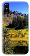 Chinook Pass IPhone Case