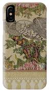Chintz Valance For Poster Bed IPhone Case