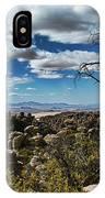 Chiricahua National Monument IPhone Case