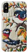 Chirping Birds IPhone Case