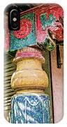 Chitra Museum Goa IPhone Case