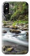Chittenango Falls  IPhone Case