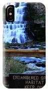 Chittenango Falls State Park IPhone Case