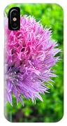 Chive And Bee IPhone Case