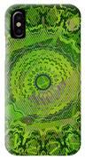Chlorine Summer Lawn IPhone Case by Joy McKenzie