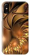 Chocolate Essence IPhone Case