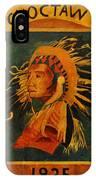 Choctaw 1935 IPhone Case