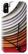 Choices - Western Hat Pileup IPhone Case